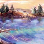 Burmis Lake